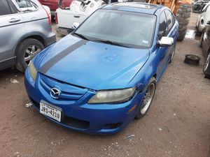 2007 Mazda 6, PARTS ONLY!!! for Sale in Grand Prairie, TX