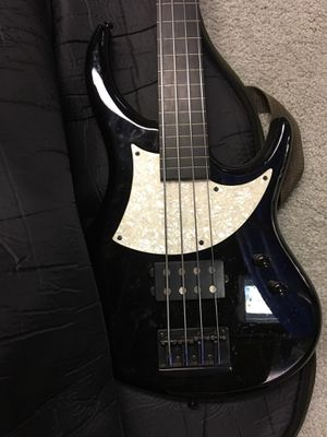 MTD fretless guitar 4 string for Sale in Tacoma, WA