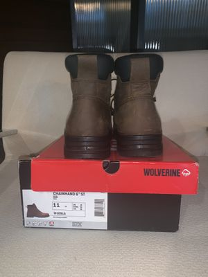 Wolverines work boots for Sale in Washington, DC