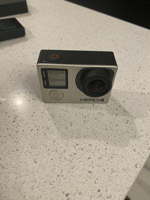 GoPro hero 4 black for Sale in El Paso, TX