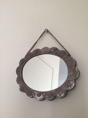 Sterling Silver Antique Turkish Wedding Mirror for Sale in Philadelphia, PA