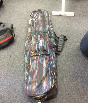 "Burton Large Wheeled Snowboard Bag Approx 68"" Long, Excellent Condition - Pick up only for Sale in Orange, CA"