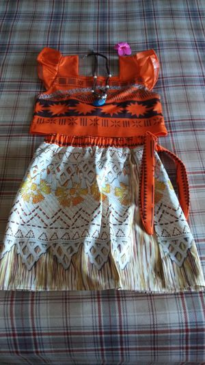 Moana Costume for Sale in Mobile, AZ