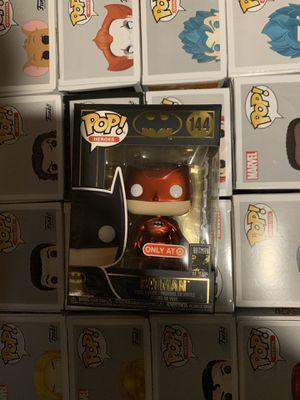 Red Batman Target Exclusive Funko POP for Sale in Torrance, CA