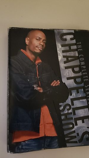 Chappelle Show the complete series for Sale in Annandale, VA