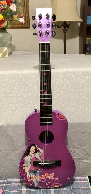 iCarly Kids Guitar for Sale in Rockville, MD