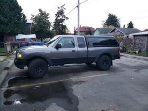 2006 Ford Ranger FX4 for Sale in Seattle, WA