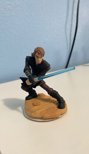 Anakin Skywalker Disney Infinity Figurine for Sale in Zephyrhills, FL