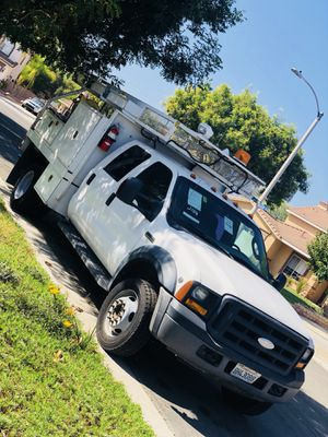Ford F450 Utility Truck for Sale in Corona, CA