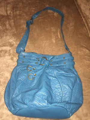 Blue purse for Sale in Scottsdale, AZ