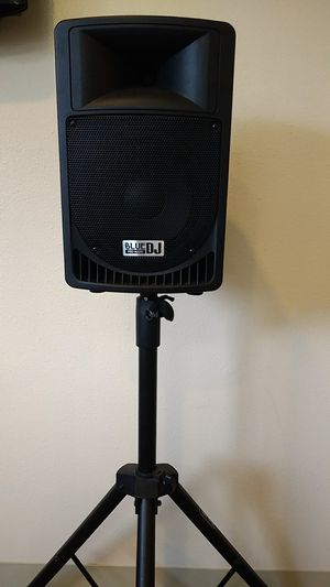 Blue DJ PRO Audio Active Speaker System for Sale in Lemon Grove, CA