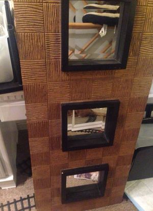 Mirror and frame (Espejo en marco ) for Sale in Silver Spring, MD
