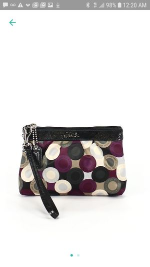 Coach Wristlet for Sale in Grosse Pointe Park, MI