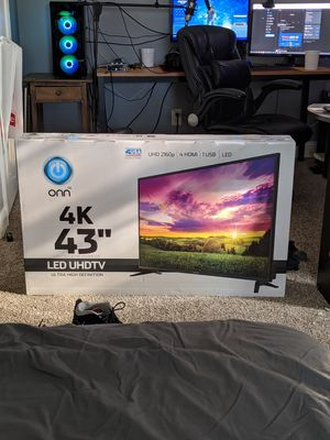 "TV 4K 43"" BRAND NEW for Sale in Villas, NJ"