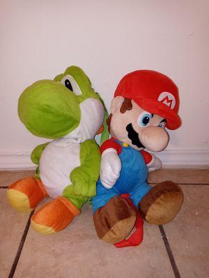A Mario and Luigi bag for Sale in Dallas, TX