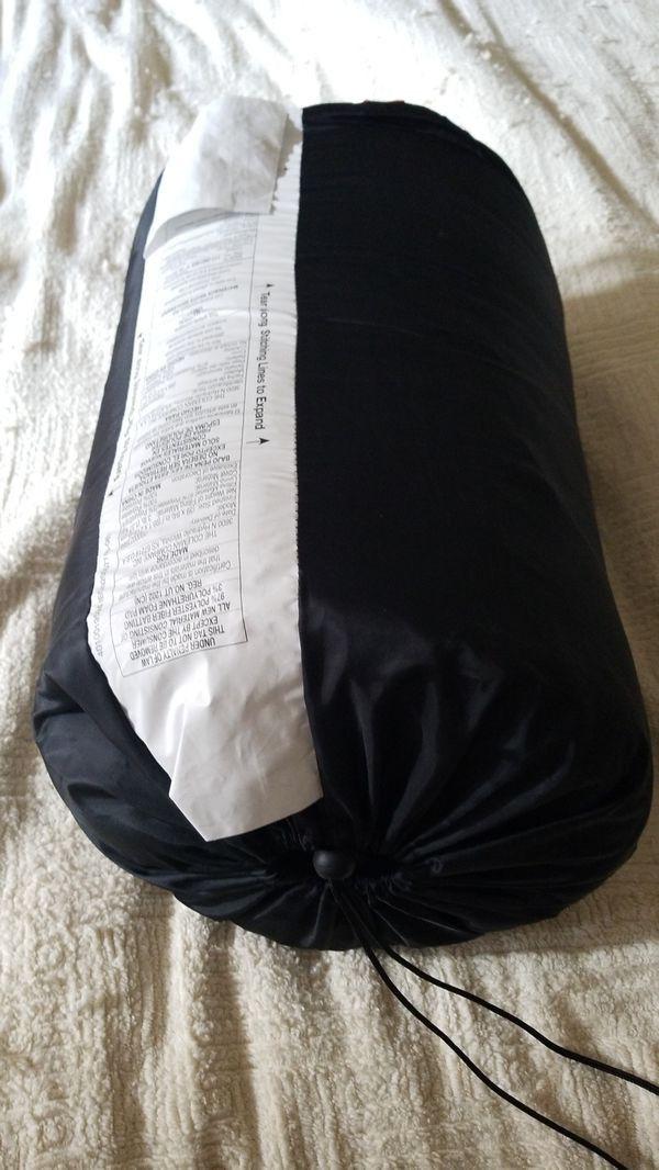 New Coleman 2-N-1 Sleeping Bag