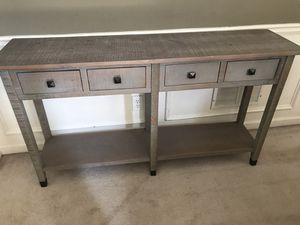 Console table for Sale in Suwanee, GA