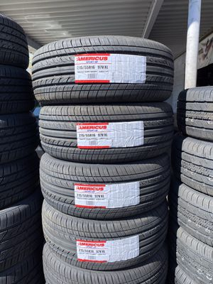 205/55R16 SET OF 4 NEW TIRES 💰WE FINANCE NO CREDIT NEEDED for Sale in Lafayette, CA