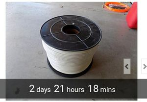 Roll of RG6 Coax Cable 250' for Sale in Mesa, AZ