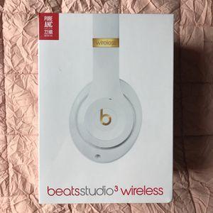 Beats Studio 3 Wireless Headphones for Sale in Pearland, TX