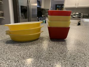 Pyrex dishes for Sale in Gig Harbor, WA