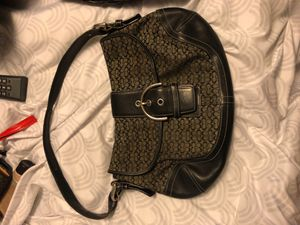 Classic small signature coach hobo bag for Sale in Rosedale, MD