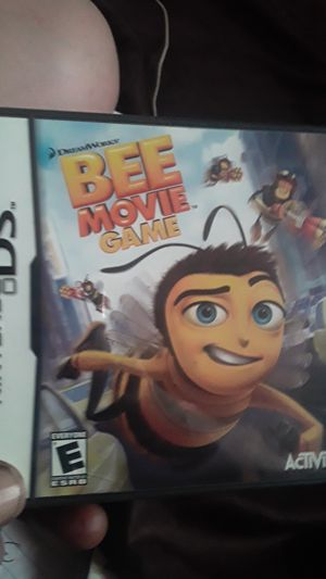 Bee movie game Nintendo ds game for 8 for Sale in Detroit, MI