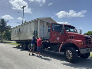 Sheds relocated,, movemo casita de patio Rv container for Sale in Opa-locka, FL