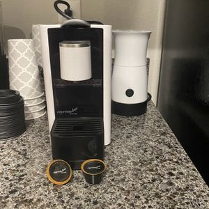 Espresso Machine With Frothed for Sale in Riverview, FL