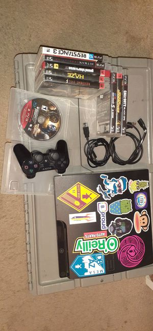 Ps3 and games for Sale in Phoenix, AZ