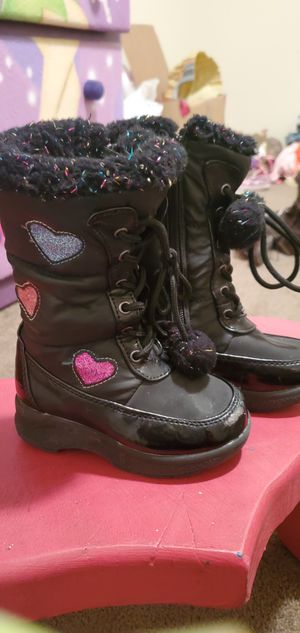 Girls Boots. Size 6 children's for Sale in Las Vegas, NV