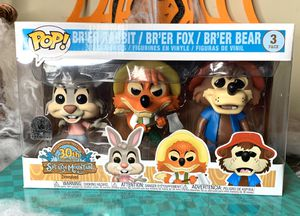Funko POP Disney Splash Mountain 3 pack for Sale in Azusa, CA