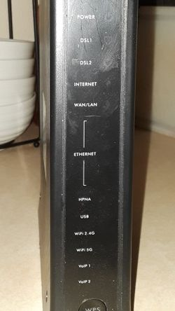 Centurylink Router for Sale in Tacoma,  WA