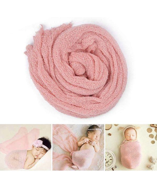 Light pink baby wrap