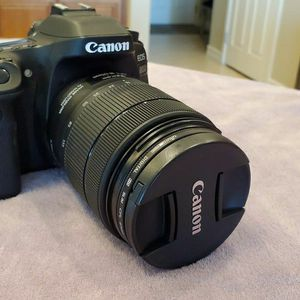 Canon EOS 80d Complete Camera Package for Sale in Surprise, AZ