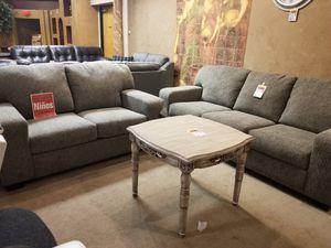 tweed sofa and loveseat set for Sale in Phoenix, AZ