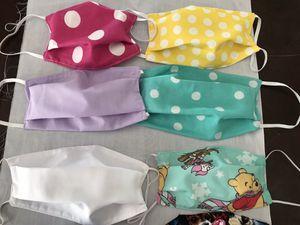 Mascarillas dobles de algodón baratas 💕💲3 por 10 dlls for Sale in Downey, CA
