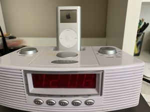 Dual Alarm Clock Radio iPod Dock for Sale in Rockville, MD