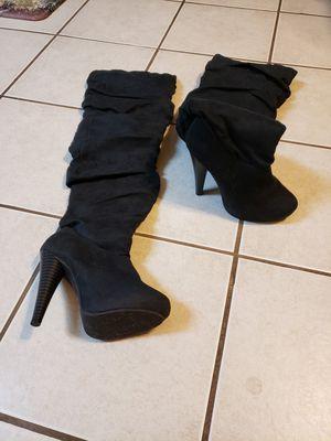 Michael antonio thigh high boots 5 1/2 for Sale in O'Fallon, MO