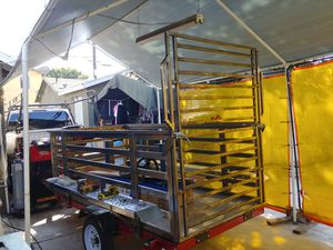 4×8 utility trailer for Sale in Los Angeles, CA