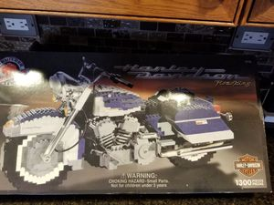Harley Davidson lego for Sale in Bridgeview, IL
