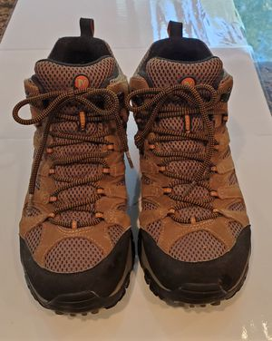 Men's Merrell Moab Work/Hiking Boots Size 11 1/2 in Great Condition! for Sale in Snohomish, WA