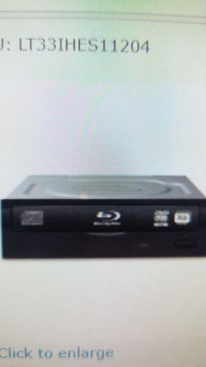Lite-On Black 12x SATA Blue Ray combo internal Drive. for Sale in Stockton, CA