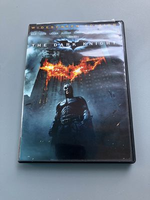 The Dark Knight DVD for Sale in Houston, TX