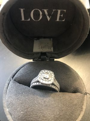 His and hers Dimond rings for Sale in Wahneta, FL