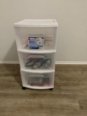 Portable Plastic Drawers for Sale in Irwindale, CA