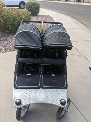 Valco baby all terrain double stroller for Sale in Chandler, AZ