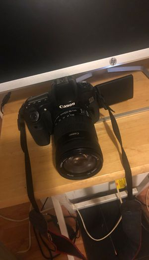Canon eos 60d for Sale in Land O' Lakes, FL