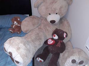 Giant Teddy Bears for Sale in Mebane, NC