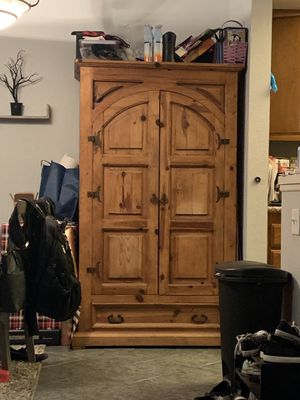 Armoire for Sale in Corona, CA